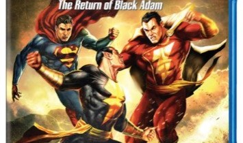 Superman/Shazam: The Return of Black Adam cover