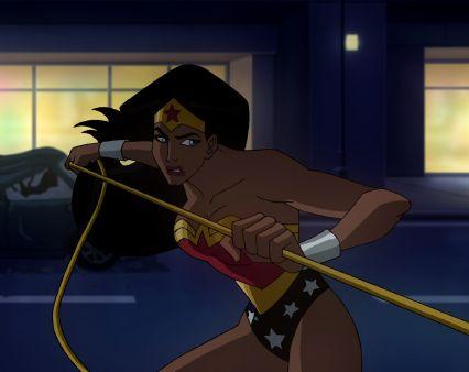 Wonder Woman movie still