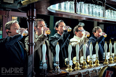 The World's End scene