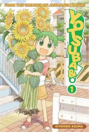 Yotsuba&! volume 1