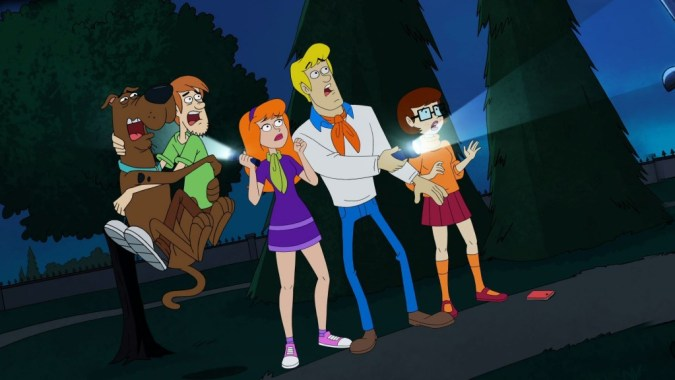 Be Cool Scooby-Doo!