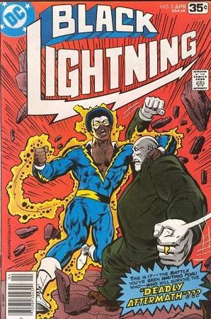 Black Lightning #8