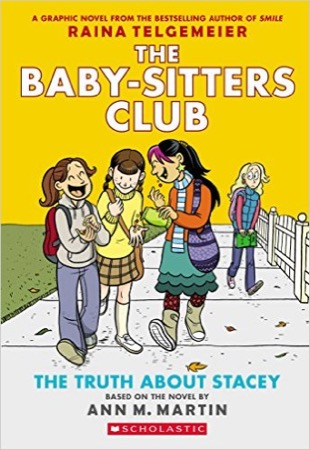 The Baby-Sitters Club: The Truth About Stacey (Full Color Edition)