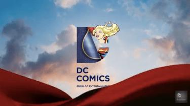 DC Comics Supergirl TV logo