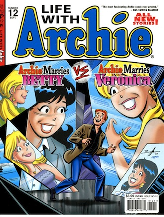 Life With Archie #12 (Shipped)