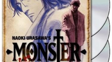 Naoki Urasawa's Monster DVD Set