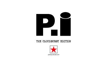 The Private Eye Cloudburst Edition