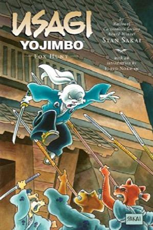 Usagi Yojimbo: Fox Hunt
