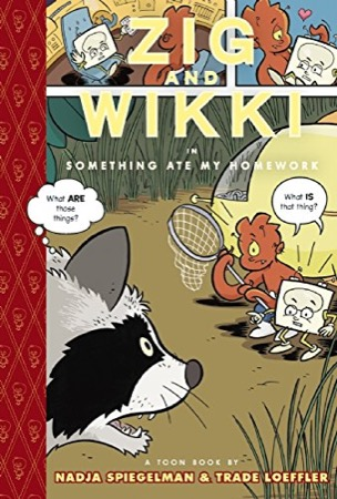 Zig and Wikki: Something Ate My Homework