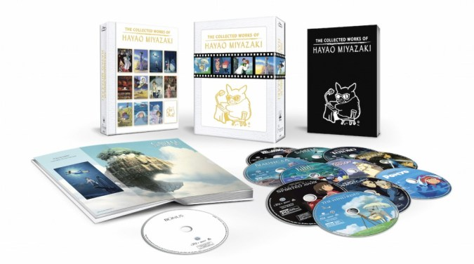 Collected Works of Miyazaki