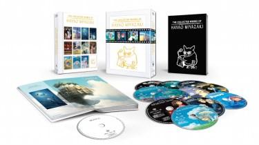Collected Works of Miyazaki