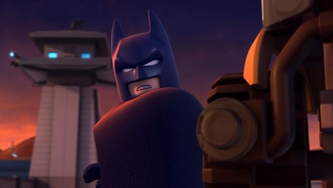 Lego DC Comics Super Heroes: Justice League: Attack of the Legion of Doom Batman
