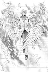 Angel in X-Men: MIsfits