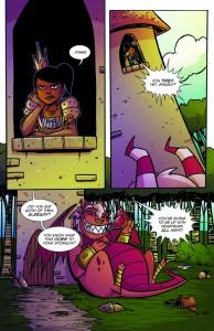 Princeless page 4