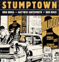 Stumptown Volume 2 #1