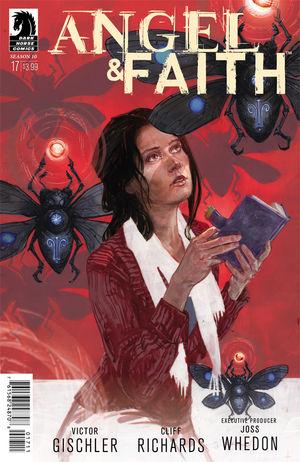 Angel & Faith Season 10 #17 cover by Scott Fischer