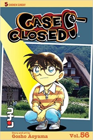 Case Closed volume 56