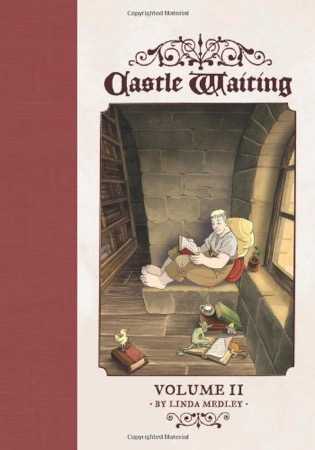 Castle Waiting Volume 2: The Definitive Edition
