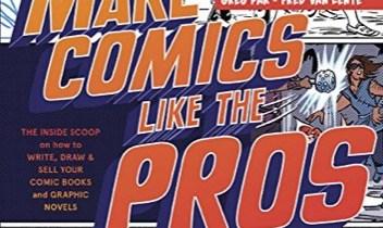 Make Comics Like the Pros