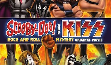 Scooby-Doo and Kiss: Rock and Roll Mystery