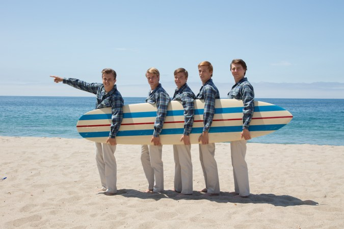 The Beach Boys in Love & Mercy