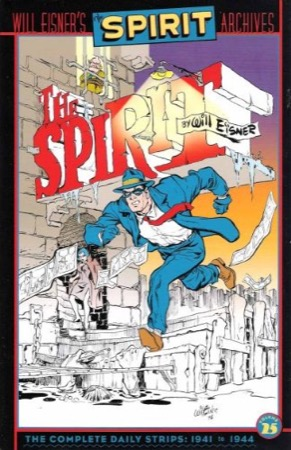 The Spirit Archives Volume 25