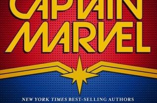 Captain Marvel book promo