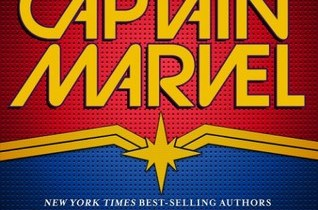Captain Marvel book promo