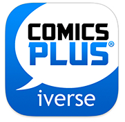 ComicsPlus app