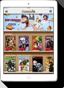 Comicsfix promo image