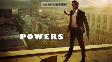 Powers promo art
