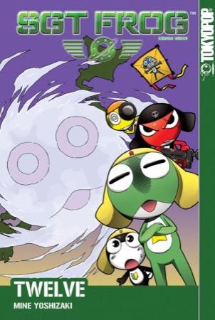 Sgt. Frog volume 12