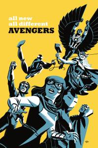 All-New, All-Different Avengers #5