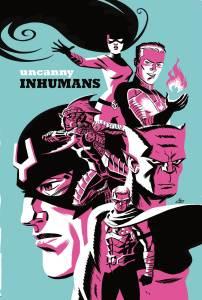 Uncanny Inhumans #5