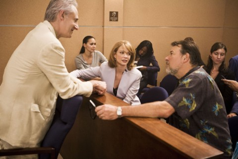 Leverage Juror Job