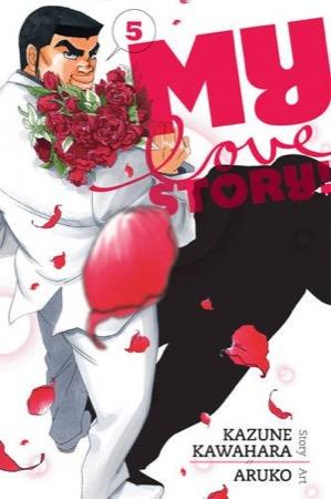 My Love Story!! volume 5