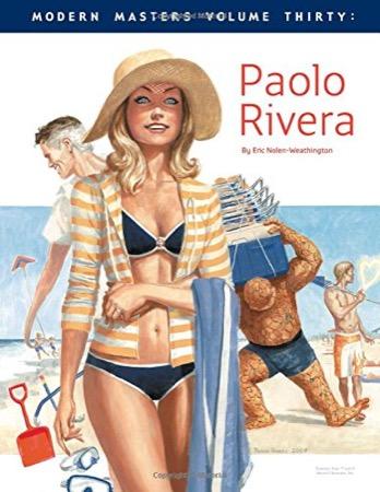 Modern Masters: Paolo Rivera