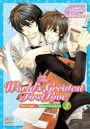 The World's Greatest First Love Volume 3