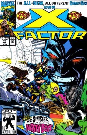 X-Factor #75