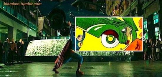 Superman by Brian Saner Lamken