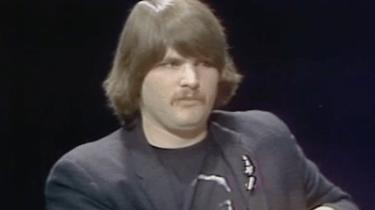 KC Carlson in 1981