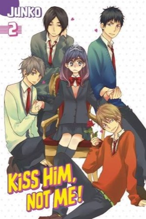 Kiss Him, Not Me! Volume 2