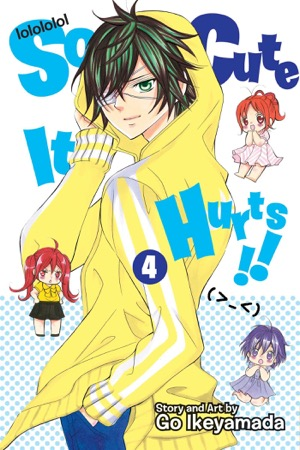 So Cute It Hurts!! Volume 4