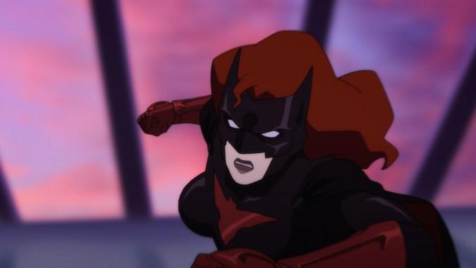 Batwoman in Batman: Bad Blood