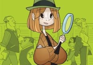 Friday Barnes, Girl Detective