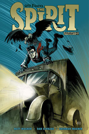 Will Eisner's The Spirit #2