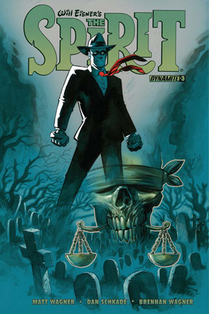 Will Eisner's The Spirit #3