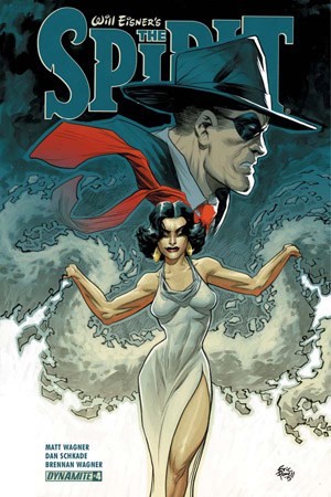 Will Eisner's The Spirit #4