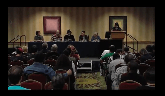 SPX 2014 panel: How Comics Get Reviewed