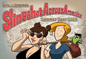 Slingshot Across America tour